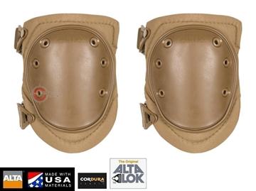 Εικόνα της Επιγονατίδες AltaFlex Flexible Cap Tactical Knee Pads Coyote