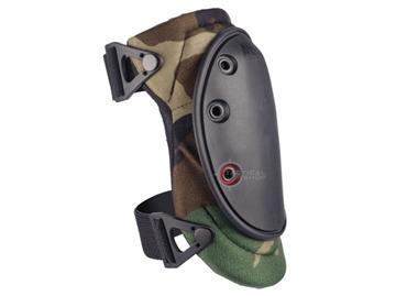 Εικόνα της Επιγονατίδες AltaFlex Flexible Cap Tactical Knee Pads US Woodland