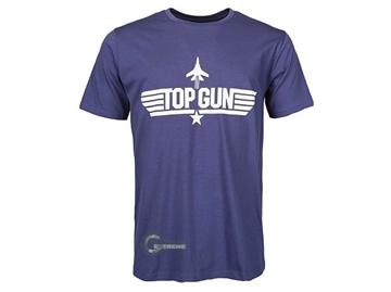 Εικόνα της Μπλούζα Mil-Tec T-shirt Top Gun Dark Blue