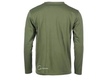 Εικόνα της Μπλούζα Μακρυμάνικη Mil-Tec T-shirt Top Gun Λαδί
