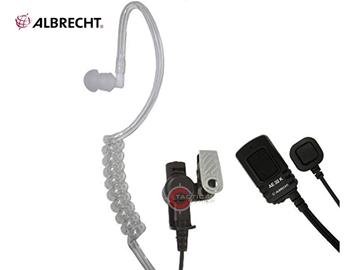 Εικόνα της Ακουστικό Σιλικόνης Albrecht AE31-CL2
