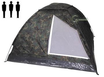 Εικόνα της Σκηνή 3 Ατόμων Tent Monodom Woodland