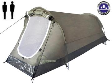 Εικόνα της Σκηνή 2 Ατόμων Tunnel Tent Hochstein Olive
