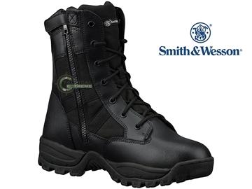 """Εικόνα της Άρβυλα Με Φερμουάρ Smith & Wesson® Breach 2.0 8"""" Μαύρο"""
