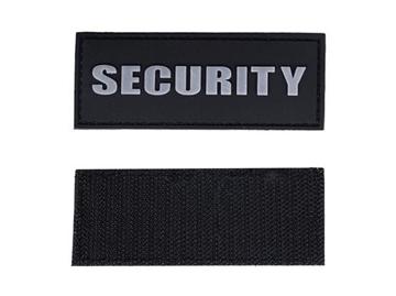 Εικόνα της 3D Velcro Patch Security Φωσφοριζέ